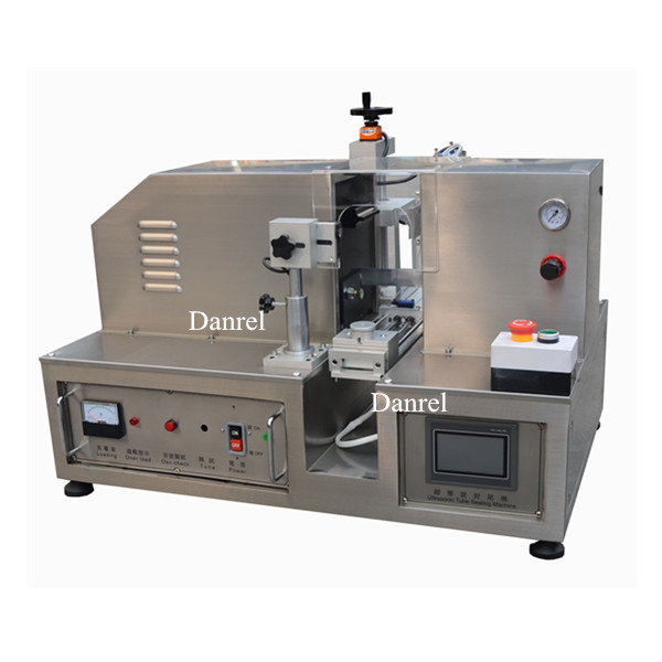 Hot Sale Ultrasonic Plastic Tube Sealing Machine Made in China
