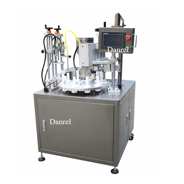 Factory Price Automatic Ultrasonic Tube Sealing Machine With CE