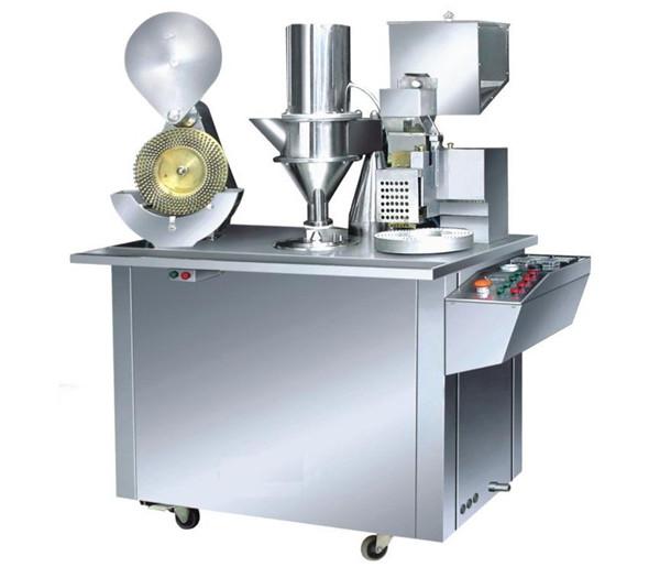 Semi-automatic Capsule Filling Machine Made in China
