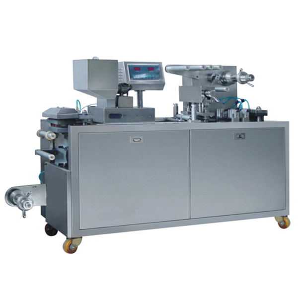 DPB-100 Flat Plate Blister Packing Machine Made in CHina