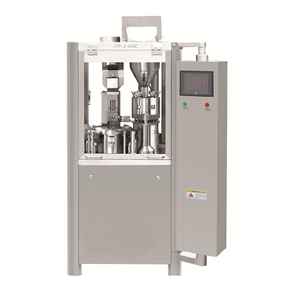 NJP-600 Automatic Capsule Filling Machine Filler High Speed
