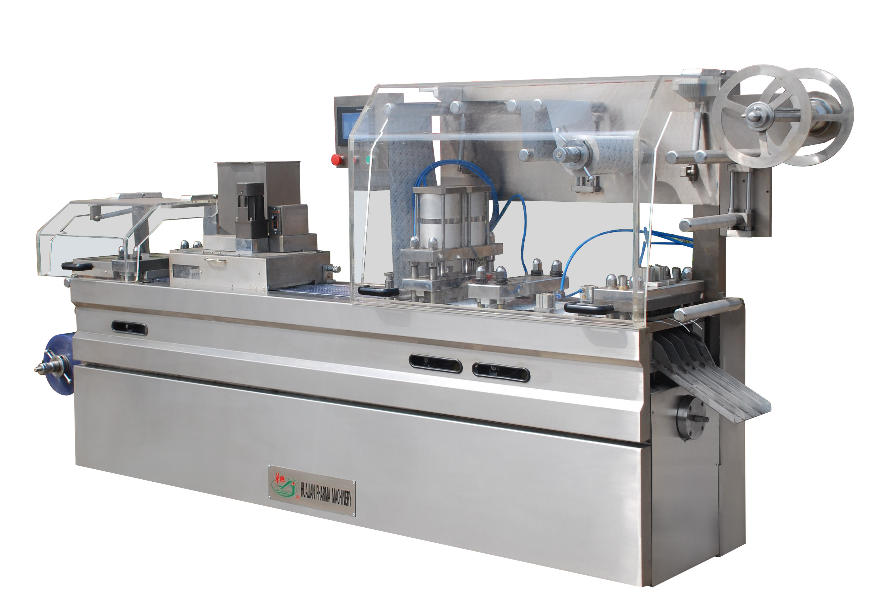 DPB-320 H Automatic Capsules Pills Tablets Blister Packing Machine