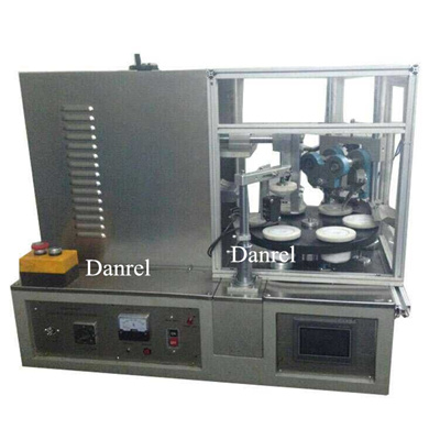 High Speed Ultrasonic Small Size Automatic Plastic Sealing Machine for Cosmetic Industry Made in Chi
